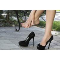 Как сделать обувь на каблуках удобнее?