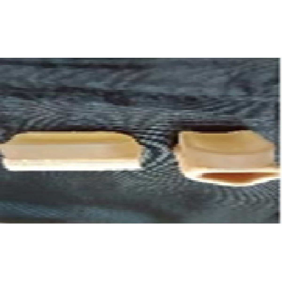 Перегородка межпальцевая с петлей на первый палец стопы на тканевой основе (цена за пару)