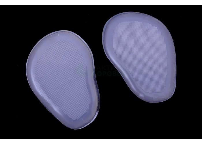 Ультрамягкие гелевые подушечки для предотвращения скольжения переднего отдела стопы