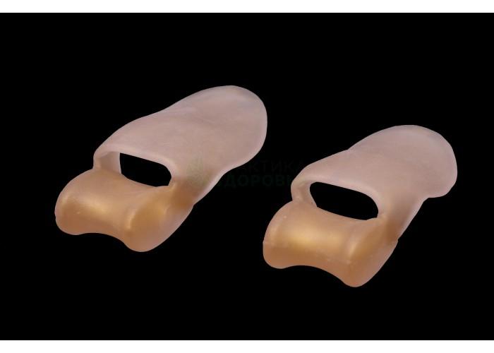 Протектор переднего пальца с межпальцевой перегородкой повышенной плотности (цена за пару)