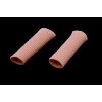 Защитный колпачок для пальцев с тканевым покрытием гелевый (цена за пару)
