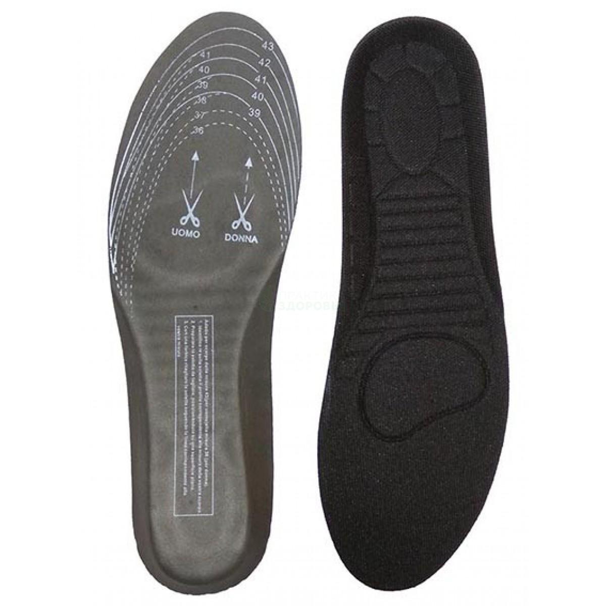 Стельки для повседневной  обуви безразмерные